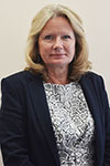 Portrait of Helen Watts, Director of Finance at Pirbright