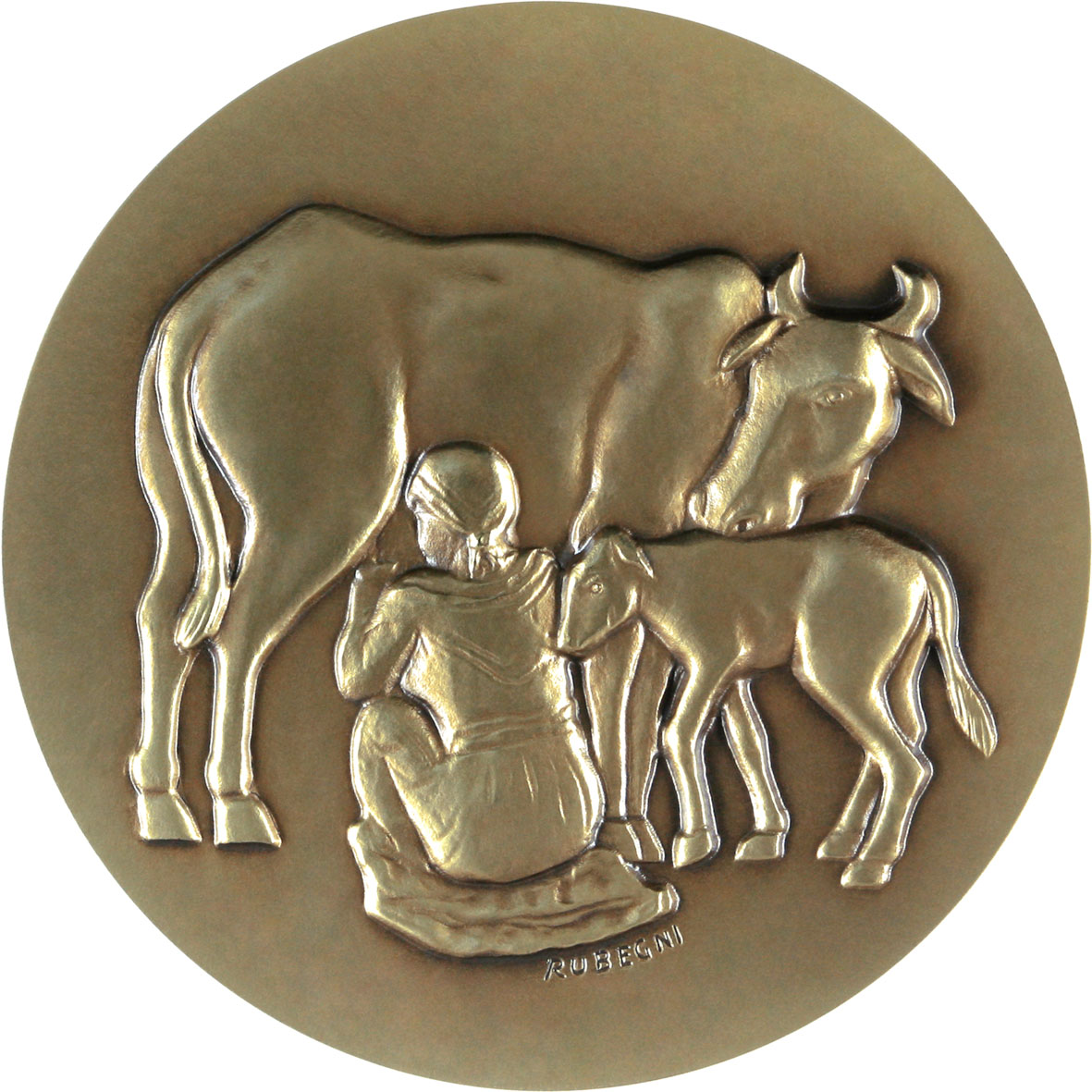 World Food Prize Medal