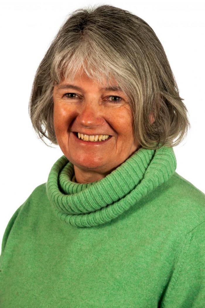 Linda Dixon headshot