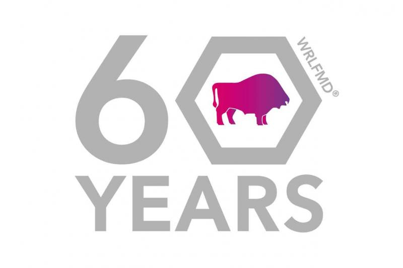 World Reference Laboratory for Foot-and-Mouth Disease 60th logo