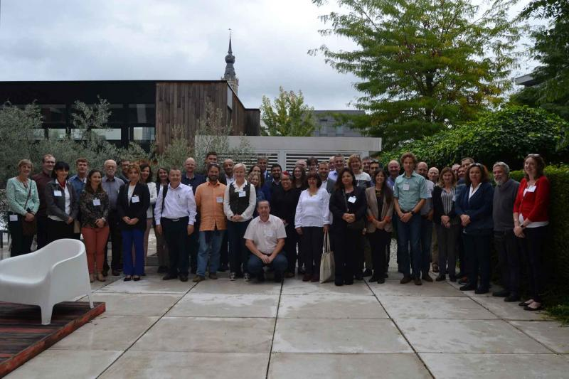 DEFEND annual meeting group photo 26-27 September 2019