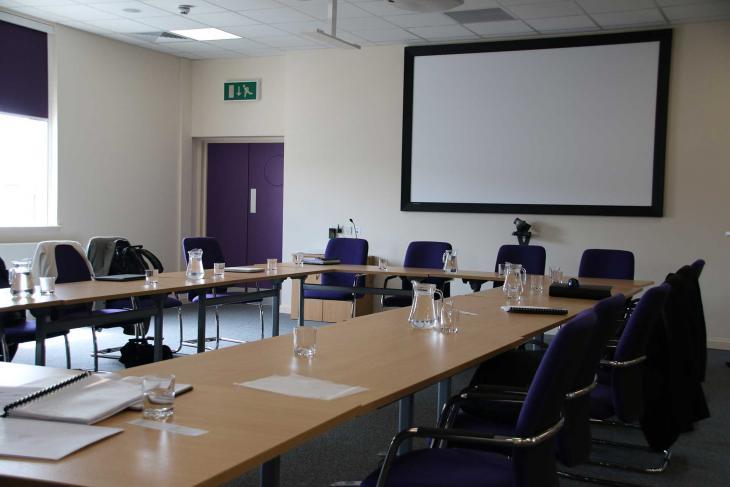 CCL Entwistle - boardroom layout