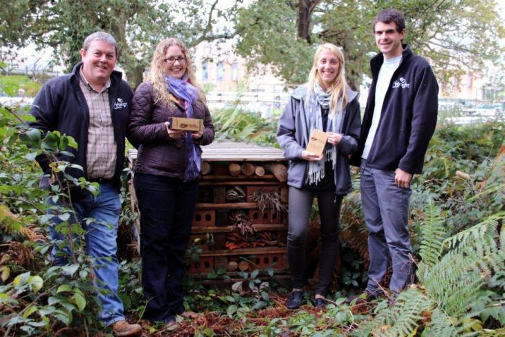 The Pirbright Institute's Biodiversity Interest Group