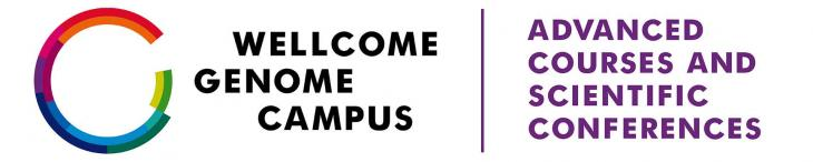 Wellcome Genome Campus logo