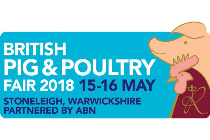 British Pig and Poultry Fair 2018 event logo