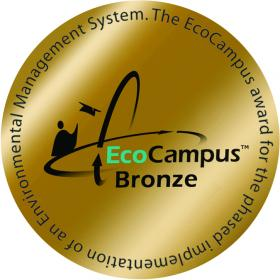 EcoCampus Bronze Award