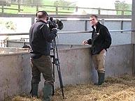 Image: Mark Stevens BBC in with Newborns